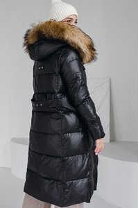 Куртка-парка длинная зима 2019-2020